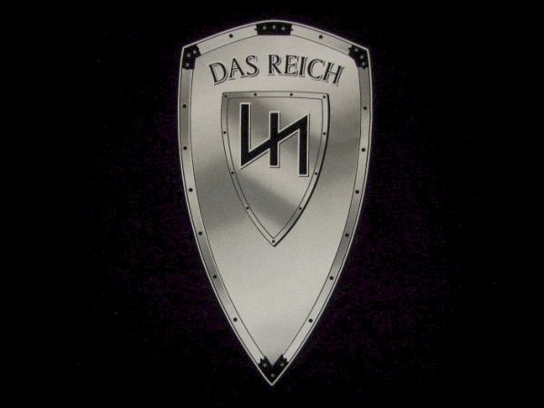 Das Reich 2nd Waffen Ss Division Tee The Soldier And War Shop